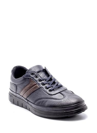 Derimod Hakiki Deri Ayakkabı Lacivert